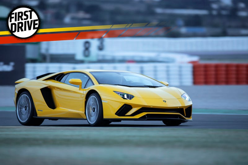 The 2017 Lamborghini Aventador S Will Make You An Instagram God With