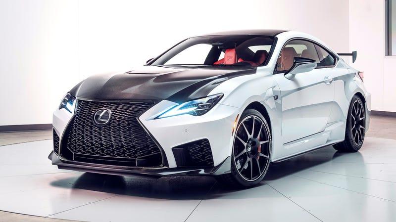All photos: Lexus