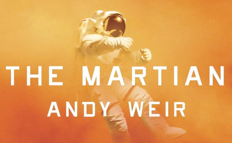 Illustration for article titled Read an excerpt from Andy Weir's space thriller, The Martian