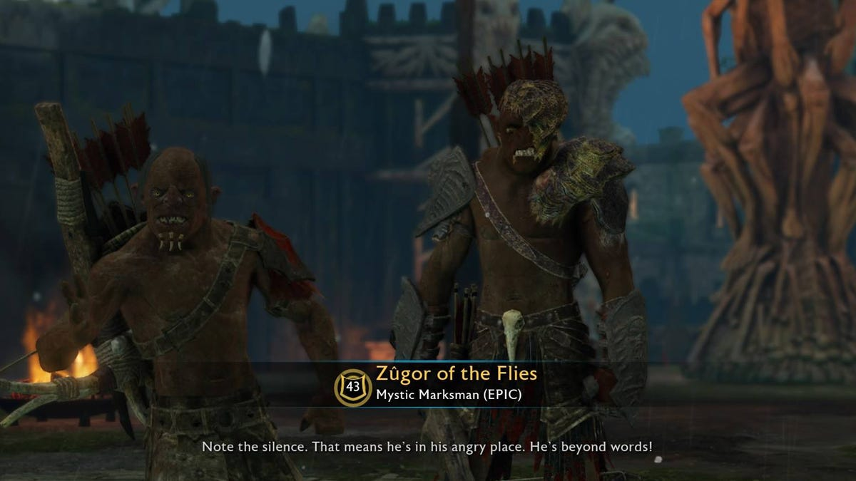 25 Of The Funniest And Horniest Shadow Of War Orcs