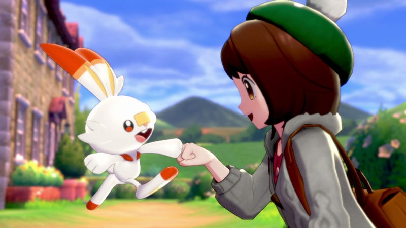 Pokémon Sword And Shield Director Says It's About 'Growing And Evolving'—For The Trainer, Too