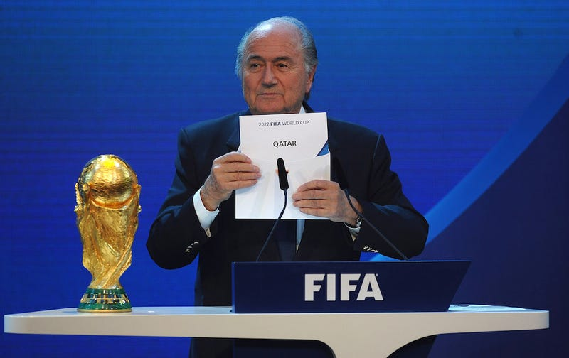 Illustration for article titled The Qatar World Cup Will Be Held In The Winter