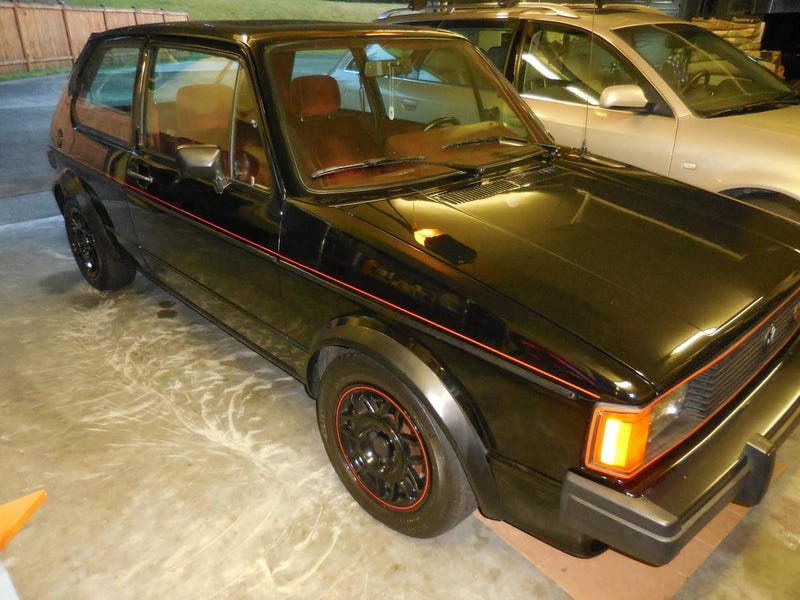 Illustration for article titled At $7,650, Is This 1984 VW GTI a Hot Hatch or a Hot Mess?