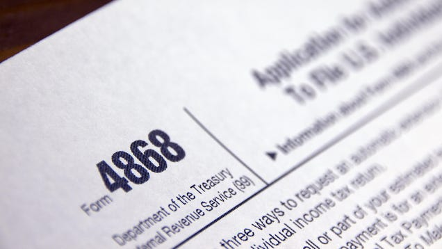 Avoid Penalties by Filing for a Tax Extension