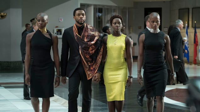 Black Panther II is coming in 2022