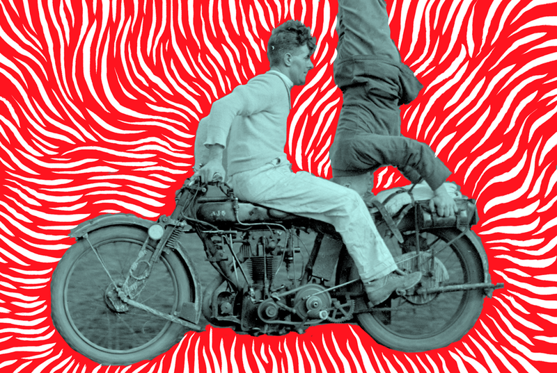 Illustration for article titled How To Get A Cheap Motorcycle And Not Crash It