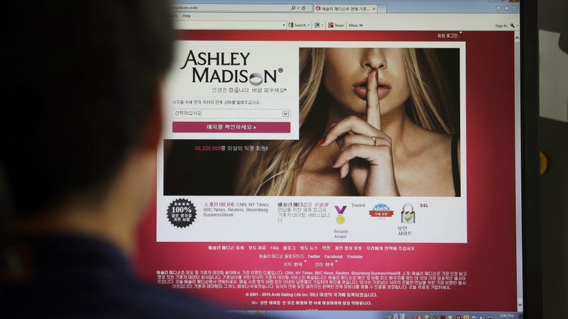 Illustration for article titled Disgraced Cheating Site Ashley Madison Claims It Has Millions of Users That Totally Aren't Bots This Time