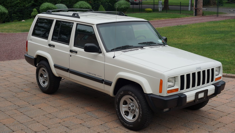 Jeep Cherokee Xj >> Someone Just Snagged The Jeep Cherokee Barn Find Of The Century