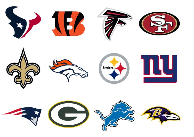 Illustration for article titled NFL Playoff Picture
