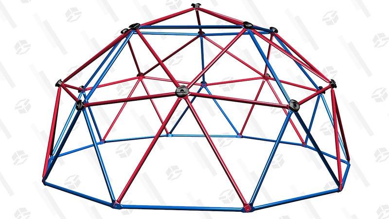 Lifetime Geometric Dome Climber Jungle Gym | $130 | Walmart and Amazon