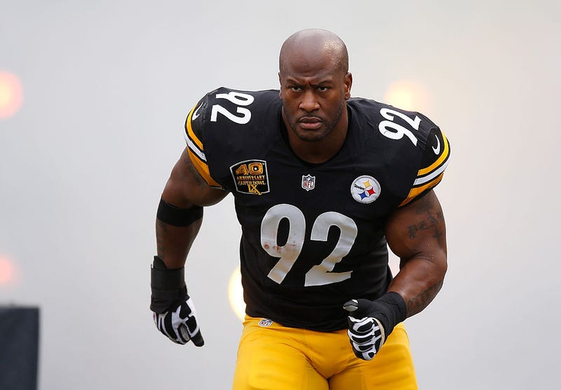 James Harrison wants meeting with 'crook' Goodell aired on TV