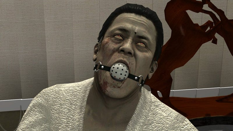 Illustration for article titled Okay, The Yakuza Zombie Game Is Just Kooky