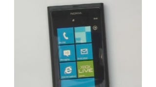 Illustration for article titled This Is Nokia's First Windows Phone
