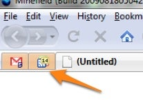 Illustration for article titled Set Up Space-Saving, Permanent Gmail and Reader Tabs in Firefox
