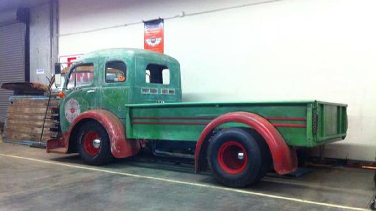 Coe Truck For Sale Craigslist