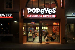 Illustration for article titled Popeye's Manager Fired For Refusing to Pay Back Robbed Money [Update]