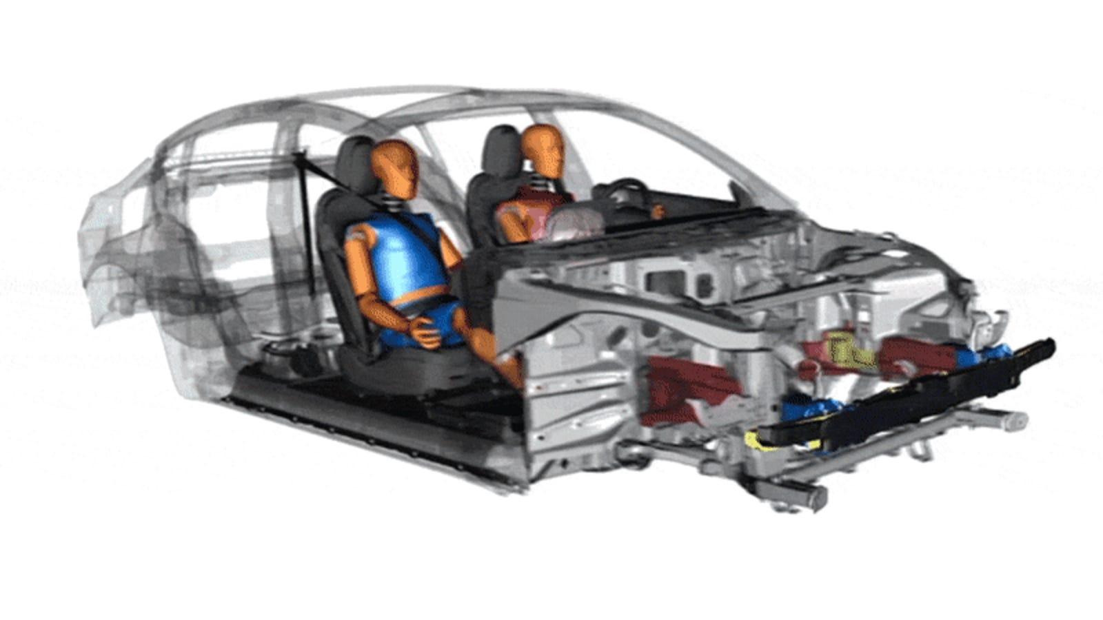Así es como Tesla consiguió que el Model 3 sea el coche más seguro del mundo