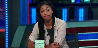 The Daily Show's Jessica Williams on June 20 (Comedy Central)