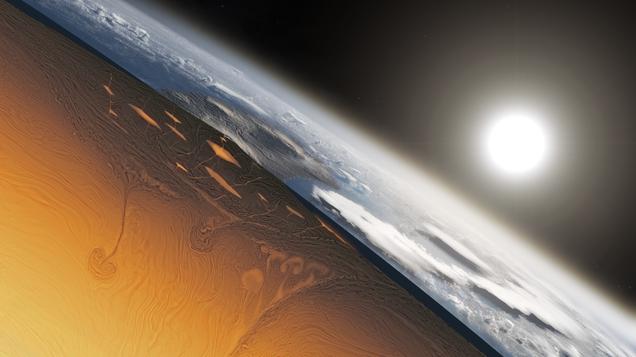 Magnetic Clues in Australian Rocks Suggest Plate Tectonics Began Over 3 Billion Years Ago