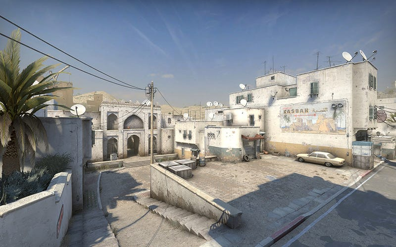 Illustration for article titled What Counter-Strike Mapmakers Think Of The New Dust2