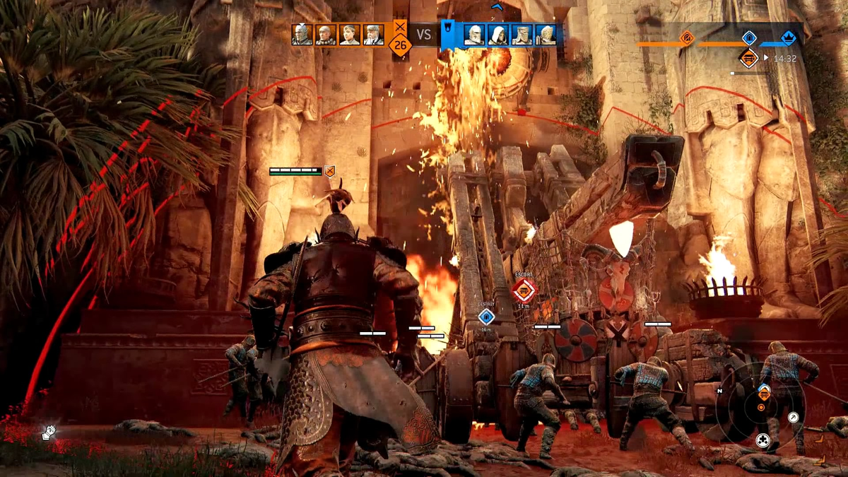 For Honor's Marching Fire Expansion Changes A Lot