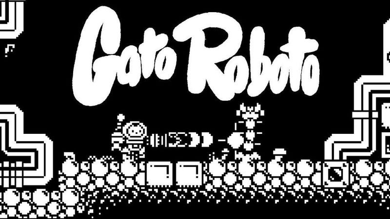 Illustration for article titled Gato Roboto Is Another Fantastic Short Game