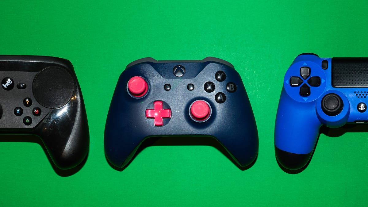 The Best Game Controllers Controller Once Attached They Look Part Of And Not An