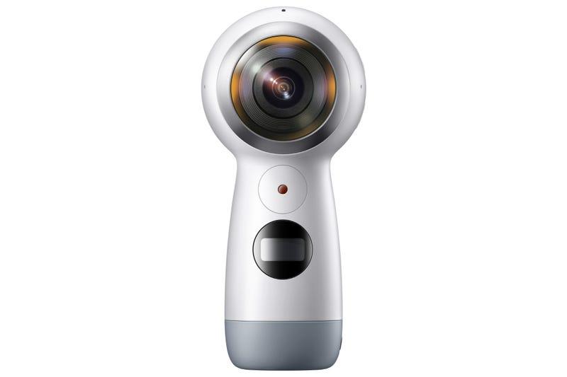 The Gear 360/Samsung