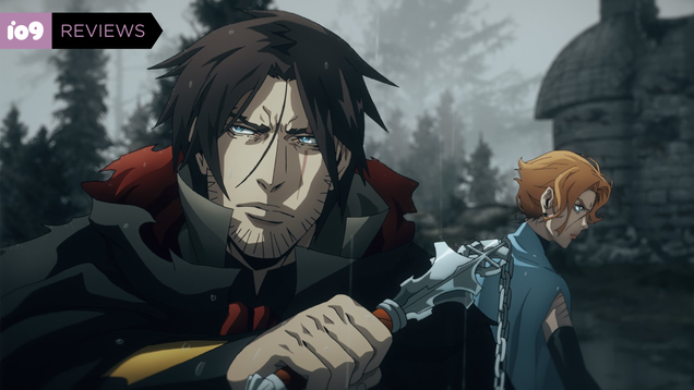 Castlevania s Final Season Gets There, in the End