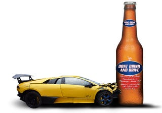 Illustration for article titled The 13 Most Memorable Drunk-Driving PSAs