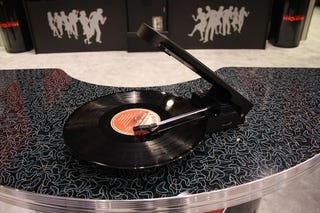 Illustration for article titled turntable gallery