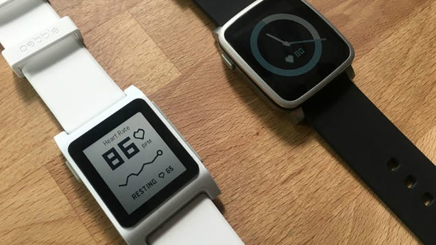 What Fitbit Paid for Pebble Is Undeniably Sad