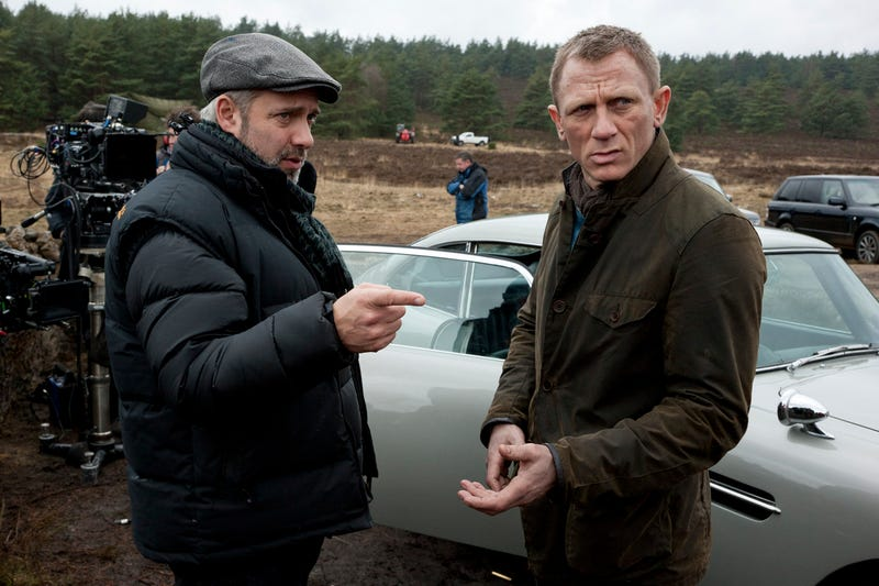 Illustration for article titled Spectre Will Be The Last James Bond Film For Director Sam Mendes