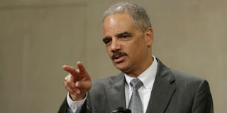 Attorney General Eric Holder (Chip Somodevilla/Getty Images)