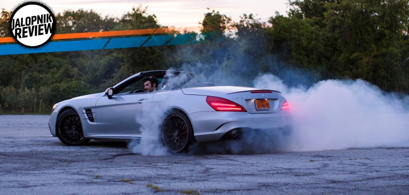 The 2017 Mercedes Amg Sl63 Is Explosive Total Package That Does Near Everything