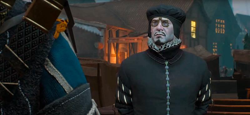Illustration for article titled The Witcher 3 envía un cobrador de impuestos a los jugadores que hacen trampa