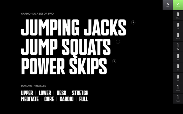 Take Quick Exercise Breaks With This Chrome Extension