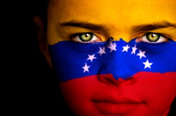 Illustration for article titled Venezuela's Domestic Violence Levels Almost As Bad As Russia's