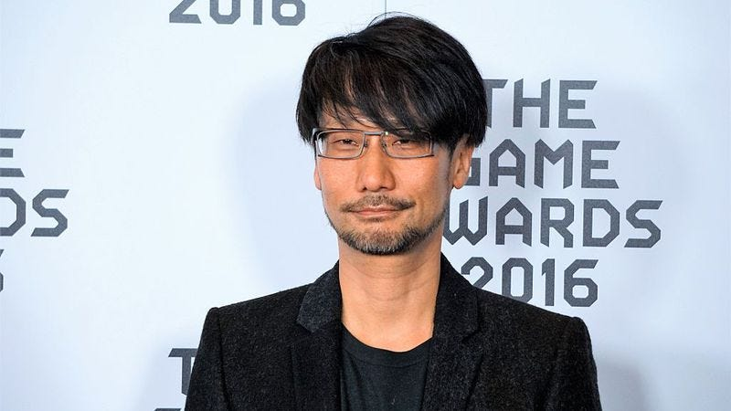 Hideo Kojima (Photo Mintaha Neslihan Eroglu/Anadolu Agency/Getty Images)