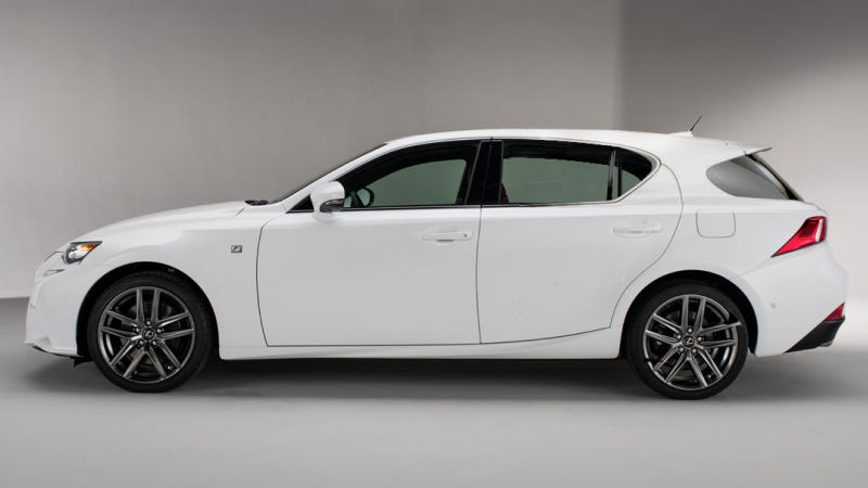 Here Is A 2014 Lexus Is Wagon