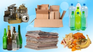 All the disposable things you can cleverly reuse before for How can i recycle things at home