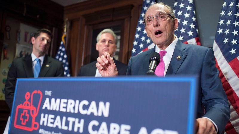 Report: It Unclear Whether Opposition From Every Sector Of American Society Will Have Any Effect On Healthcare Bill Passing