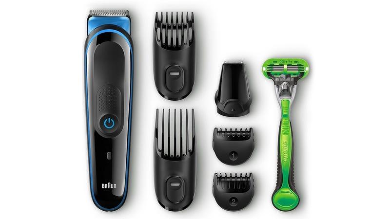 Braun Multi Grooming Kit, $30 after $5 coupon