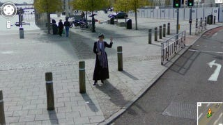According to Google Maps, Mary Poppins is Doctor Who on