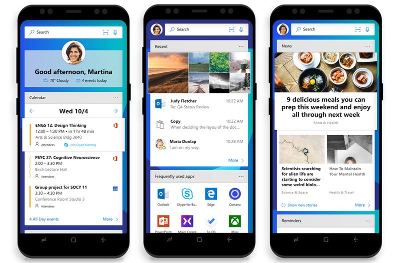 Illustration for article titled El nuevo launcher de Microsoft para Android permite usar el móvil directamente desde un PC