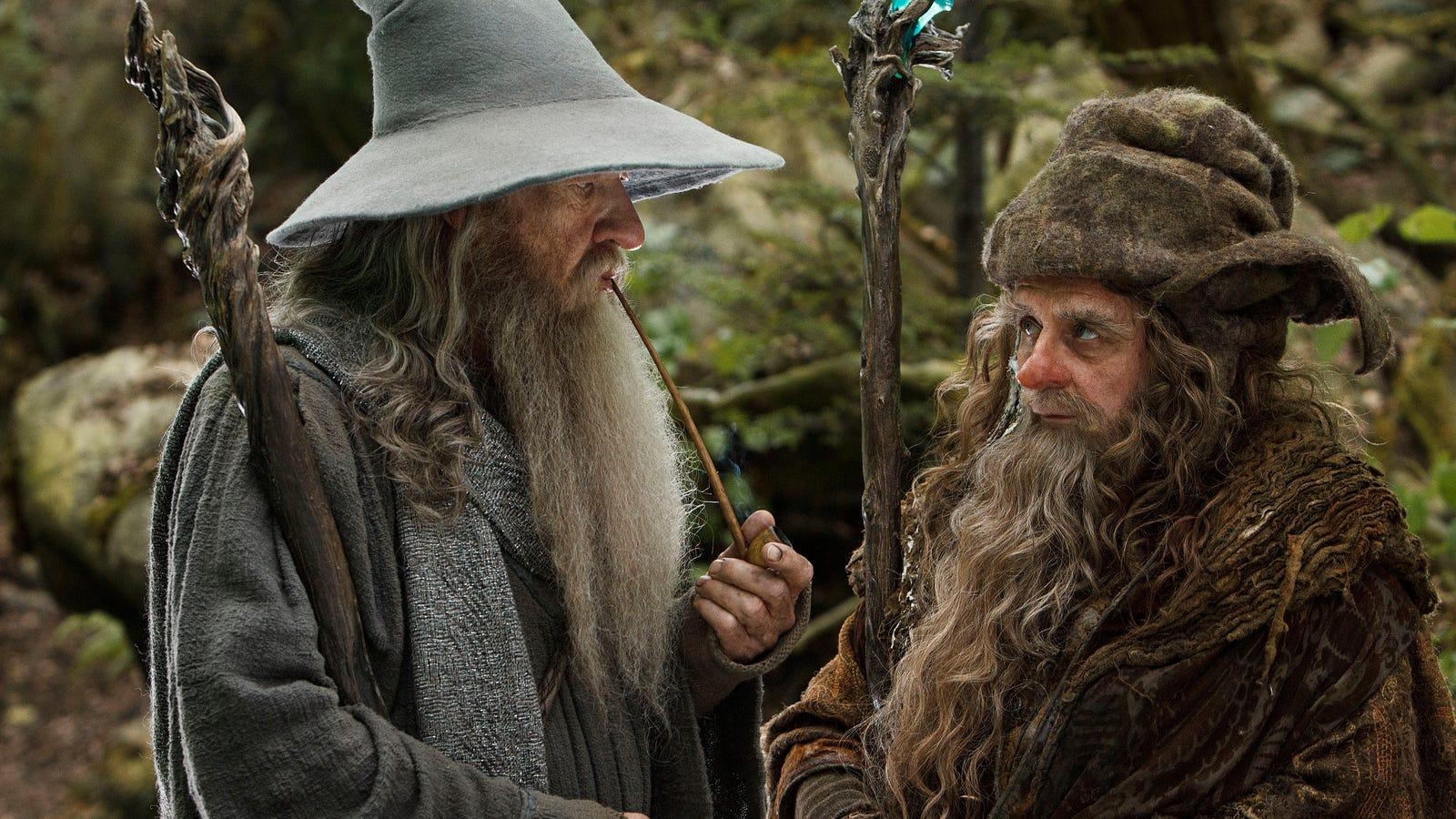 """Todos los errores que encontrarás en """"El Hobbit"""""""