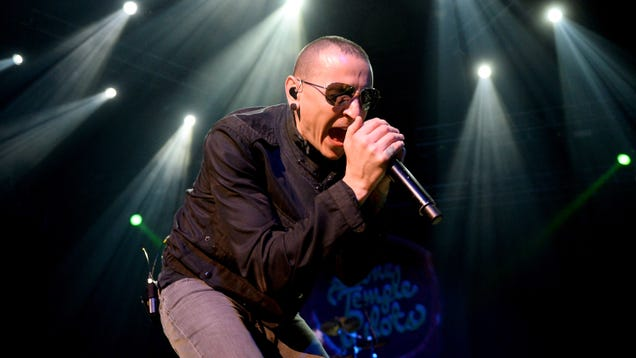 Chester Bennington's friends are helping his pre-Linkin Park grunge band make a tribute album