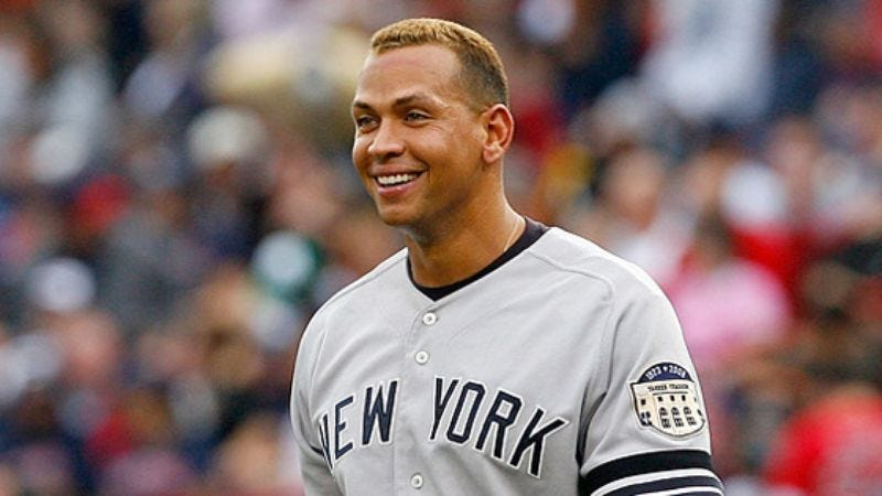 Illustration for article titled Yankees Boost Payroll By Signing A-Rod Again