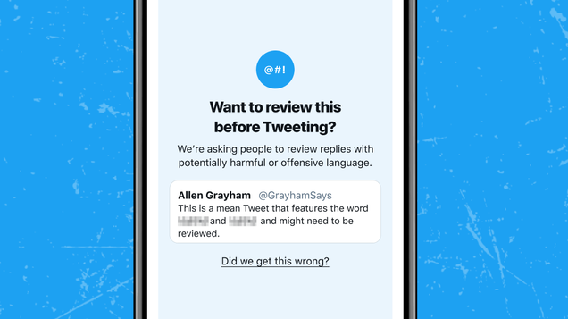 Twitter Will Beg You to Send Nicer Tweets