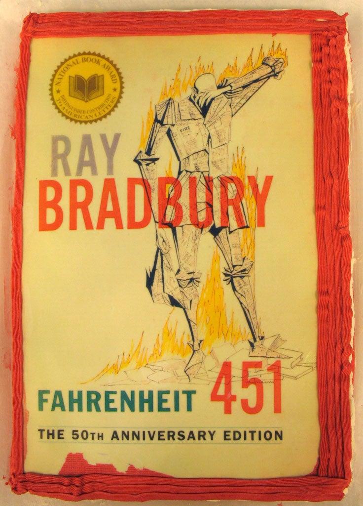 Characterization of happiness in fahrenheit 451 by ray bradbury